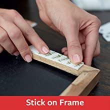 stick to frame