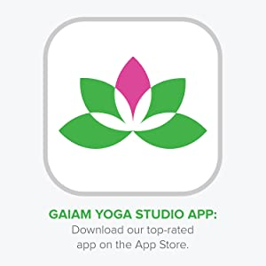 Gaiam Yoga Studio App