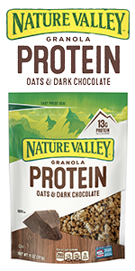 Nature valley granola protein oats & dark chocolate