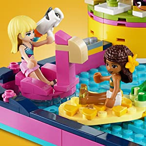 LEGO Friends Andrea's Pool Party