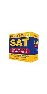 Test Preparation; SAT; Vocabulary