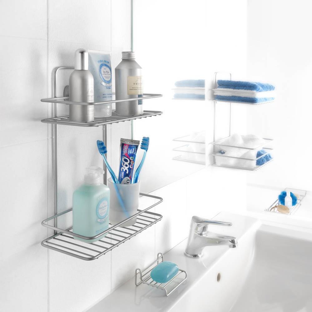 Metaltex reflex jabonera de colgar para ducha for Accesorios bano amazon
