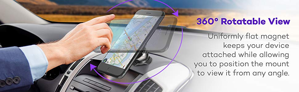Magnetic Phone Car Mount