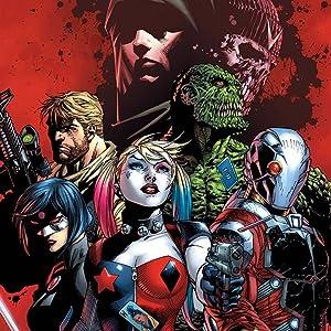 suicide squad harley quinn joker batman gotham arkham asylum super villains