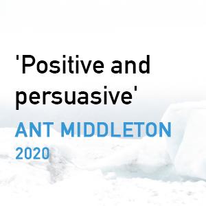 ant middleton, the fear bubble, zero negativity, sas who dares wins