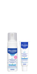 Cradle Cap Bundle is designed to gently help eliminate and prevent cradle cap flakes