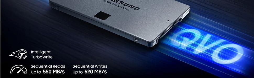 SSD, Samsung, intelligent