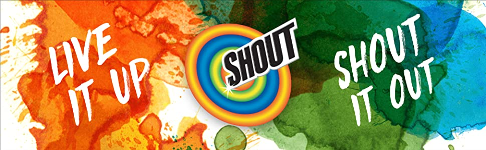 Shout Wipe & Go Instant Stain Remover, Live It Up, Shout It Out