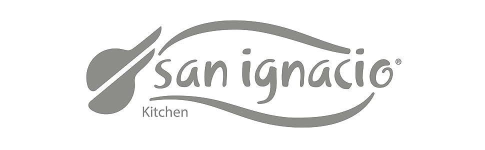 San Ignacio CAFETERA 9T ALU BOLONIA SG, Aluminio, Plata: Amazon.es ...