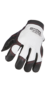 Leather Welding gloves; metal working gloves; leather gloves;