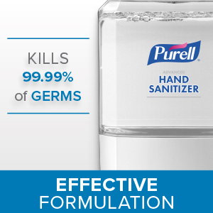 purell sanitizer, healthy hands, reliable sanitizer, trusted sanitizer