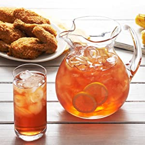 Lipton Organic Black Tea can be served hot or iced