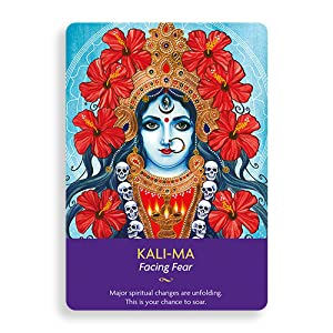 Kali-Ma Keepers of the Light Oracle Cards