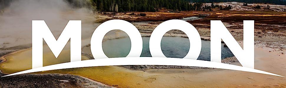 Moon Yellowston & Grand Teton National Park