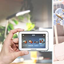 Samsung 200SAMSUNG42 - Vigilabebés 0+: Amazon.es: Bebé