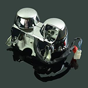Motorrad Tachometer Kilometerzähler Instrument Tacho Gauge Cluster Meter Für Xjr1300 Xjr 1300 1998 2010 Auto