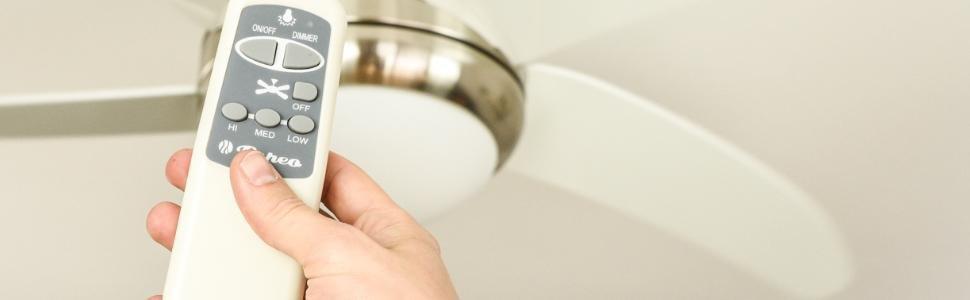 Pepeo melton ventilatore da soffitto 1341201033 con for Ventilatore da soffitto silenzioso