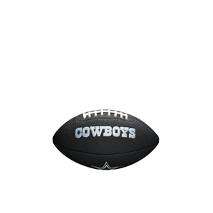 Wilson WTF1533BLXBDL Pelota de fútbol Americano Mini NFL Team Soft ...