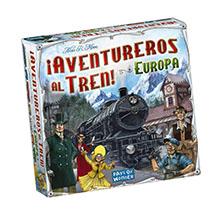Days of Wonder - Aventureros al Tren, juego de mesa (LFCABI127): Amazon.es: Juguetes y juegos