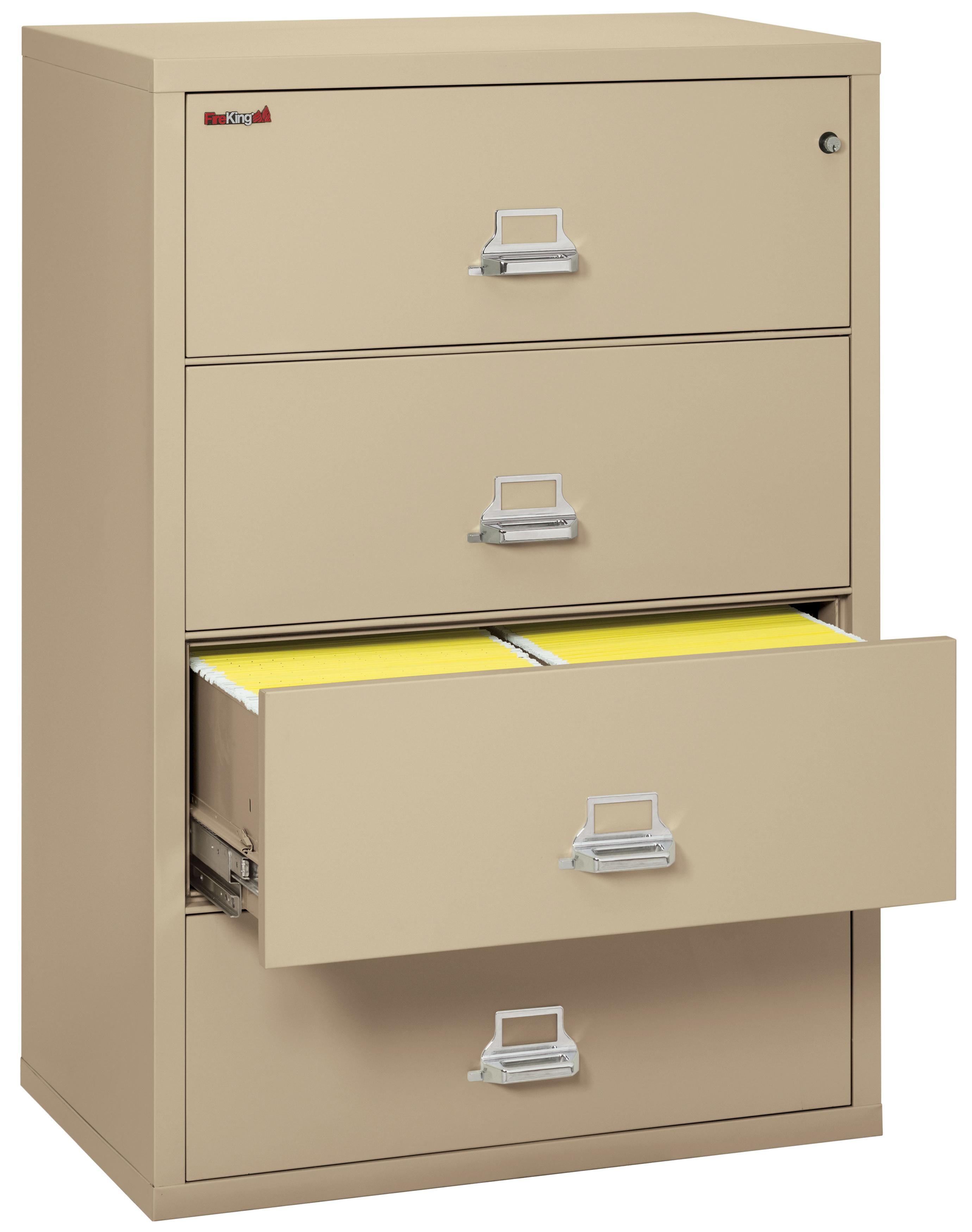 Superbe Lateral File, Lateral File Cabinet, 4 Drawer File Cabinet, Fireproof File  Cabinet,