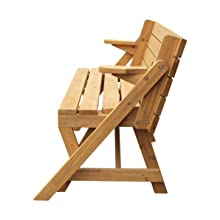 Amazon.com : Merry Garden Interchangeable Picnic Table and ...