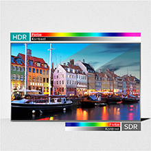HDR10 Technologie