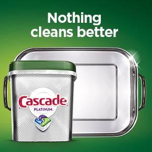 Amazon.com: Cascade Platinum ActionPacs Dishwasher