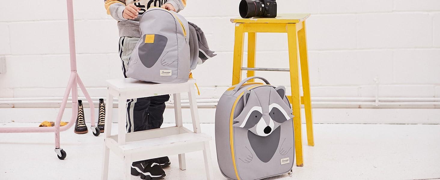 happy sammies samsonite; kids luggage; kids suitcase; samsonite; samsonite kids; backpack; bags
