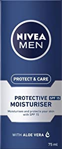 mens face moisturiser; mens face cream; mens skincare; mens sunscreen; mens sun lotion; spf15