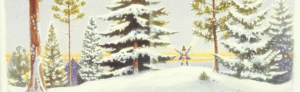 The First Forest, Winter, Treemaker, Evergreen