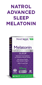 Amazon.com: Natrol Melatonin Tablets, 3mg, 120 Count: Health & Personal Care