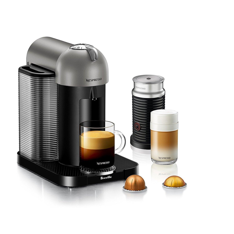 nespresso vertuo coffee and espresso machine. Black Bedroom Furniture Sets. Home Design Ideas