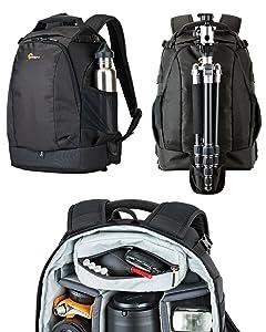 lowepro, flipside, camera backpack