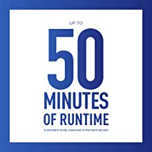 50 minutes of runtime, long running vacuum, chargeable stick vacuum, cordless stick vacuum