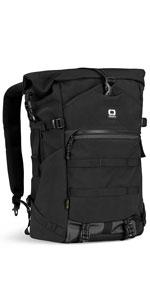 OGIO, OGIO backpack, laptop backpack, rolltop backpack, OGIO Alpha Convoy