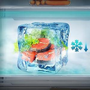 Congelamento Rapido