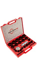 MayhewPro 66006 Hollow Punch Set