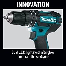innovation LED lights afterglow after glow illuminate work areal works