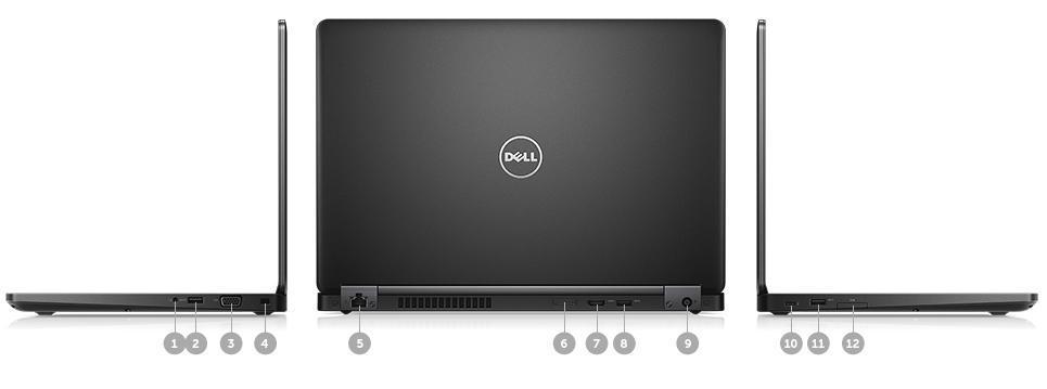 Amazon Com Dell Latitude 5480 Laptop 6r2tf 14 Hd Intel Core I5