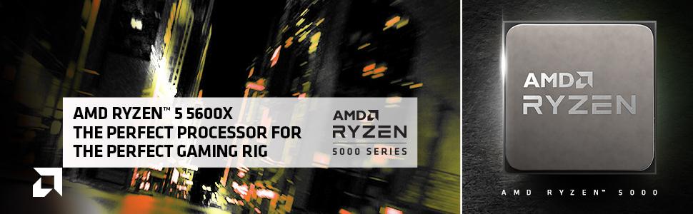 Ryzen 5600X - Section 1 Hero