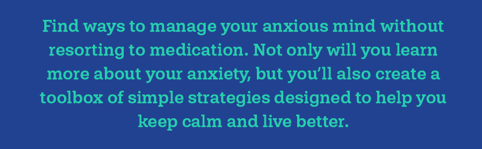 anxiety, anxiety workbook, social anxiety, generalized anxiety disorder, anxiety books