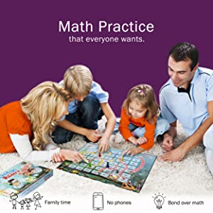 family math game logic roots