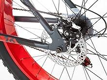Bicicleta Moma bikes btt bici alu fat bike arena cycle btt todo terreno shimano alu ruedas anchas