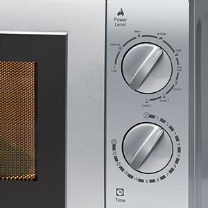 Clatronic MWG 786 Microondas con Grill, Capacidad 20 L, 5 ...