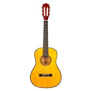 Music Alley Guitarra acústica clásica de niños, guitarra ...
