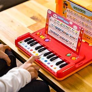 J'apprends la musique close up 3
