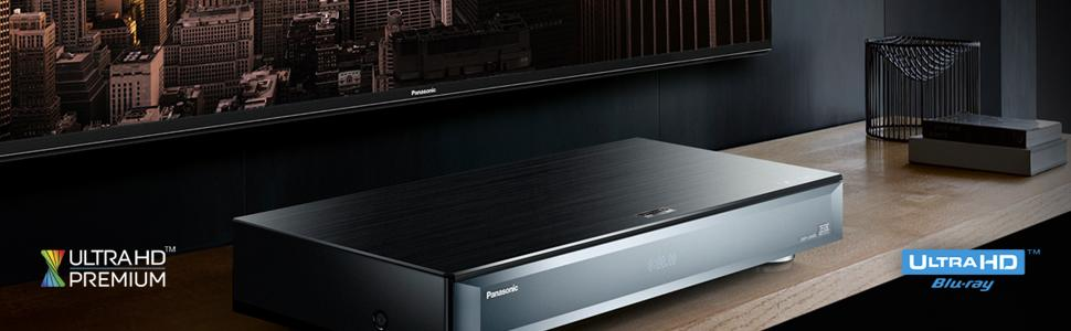 Panasonic 4K Ultra HD Blu-ray Player