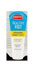 O'Keeffe's Healthy Feet Exfoliating Foot Cream