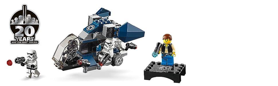 20/Jahre LEGO/Star/Wars Bauset LEGO/Star/Wars 75262 Imperial/Dropship/