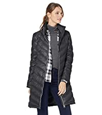 Quilted Packable Coat
